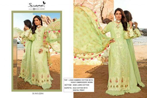 Serene Noor Salwar Suit Wholesale Catalog 5 Pcs 26 510x340 - Serene Noor Salwar Suit Wholesale Catalog 5 Pcs