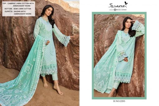 Serene Noor Salwar Suit Wholesale Catalog 5 Pcs 27 510x340 - Serene Noor Salwar Suit Wholesale Catalog 5 Pcs