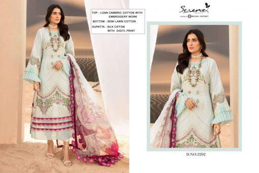 Serene Noor Salwar Suit Wholesale Catalog 5 Pcs 29 510x340 - Serene Noor Salwar Suit Wholesale Catalog 5 Pcs