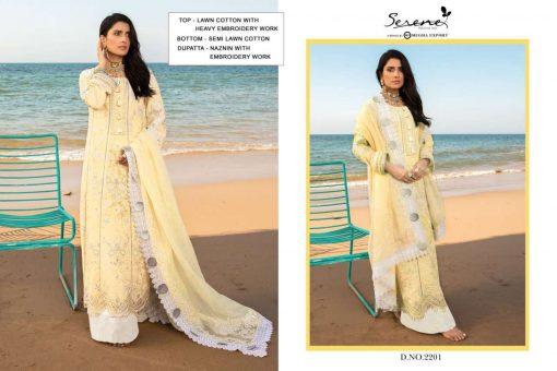 Serene Noor Salwar Suit Wholesale Catalog 5 Pcs 30 510x340 - Serene Noor Salwar Suit Wholesale Catalog 5 Pcs