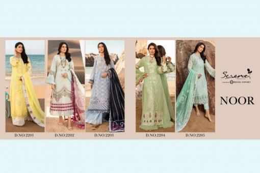 Serene Noor Salwar Suit Wholesale Catalog 5 Pcs 37 510x340 - Serene Noor Salwar Suit Wholesale Catalog 5 Pcs