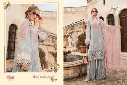 Shree Fabs Maria B Lawn Remix Salwar Suit Wholesale Catalog 6 Pcs 11 510x342 - Shree Fabs Maria B Lawn Remix Salwar Suit Wholesale Catalog 6 Pcs