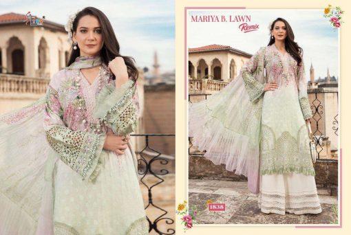 Shree Fabs Maria B Lawn Remix Salwar Suit Wholesale Catalog 6 Pcs 13 510x342 - Shree Fabs Maria B Lawn Remix Salwar Suit Wholesale Catalog 6 Pcs