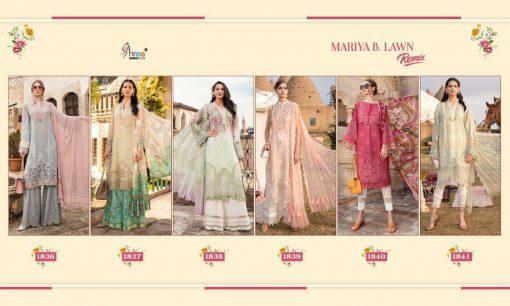 Shree Fabs Maria B Lawn Remix Salwar Suit Wholesale Catalog 6 Pcs 14 510x306 - Shree Fabs Maria B Lawn Remix Salwar Suit Wholesale Catalog 6 Pcs