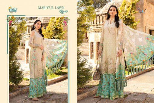 Shree Fabs Maria B Lawn Remix Salwar Suit Wholesale Catalog 6 Pcs 4 510x342 - Shree Fabs Maria B Lawn Remix Salwar Suit Wholesale Catalog 6 Pcs