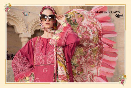 Shree Fabs Maria B Lawn Remix Salwar Suit Wholesale Catalog 6 Pcs 6 510x342 - Shree Fabs Maria B Lawn Remix Salwar Suit Wholesale Catalog 6 Pcs