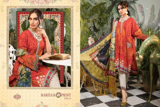 Shree Fabs Mariya B MPrint Vol 9 Salwar Suit Wholesale Catalog 8 Pcs 11 510x342 - Shree Fabs Mariya B MPrint Vol 9 Salwar Suit Wholesale Catalog 8 Pcs