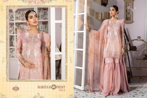 Shree Fabs Mariya B MPrint Vol 9 Salwar Suit Wholesale Catalog 8 Pcs 13 510x342 - Shree Fabs Mariya B MPrint Vol 9 Salwar Suit Wholesale Catalog 8 Pcs