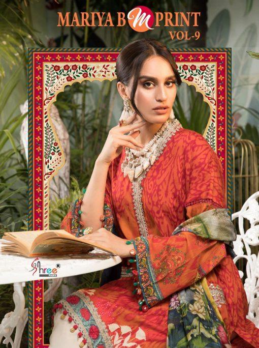 Shree Fabs Mariya B MPrint Vol 9 Salwar Suit Wholesale Catalog 8 Pcs 14 510x684 - Shree Fabs Mariya B MPrint Vol 9 Salwar Suit Wholesale Catalog 8 Pcs