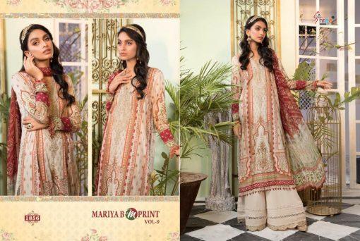 Shree Fabs Mariya B MPrint Vol 9 Salwar Suit Wholesale Catalog 8 Pcs 2 510x342 - Shree Fabs Mariya B MPrint Vol 9 Salwar Suit Wholesale Catalog 8 Pcs
