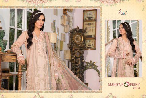 Shree Fabs Mariya B MPrint Vol 9 Salwar Suit Wholesale Catalog 8 Pcs 8 510x342 - Shree Fabs Mariya B MPrint Vol 9 Salwar Suit Wholesale Catalog 8 Pcs