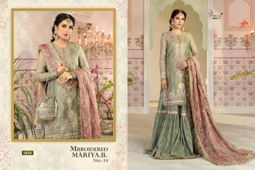 Shree Fabs Mbroidered Mariya B Vol 14 Salwar Suit Wholesale Catalog 5 Pcs 6 510x340 - Shree Fabs Mbroidered Mariya B Vol 14 Salwar Suit Wholesale Catalog 5 Pcs