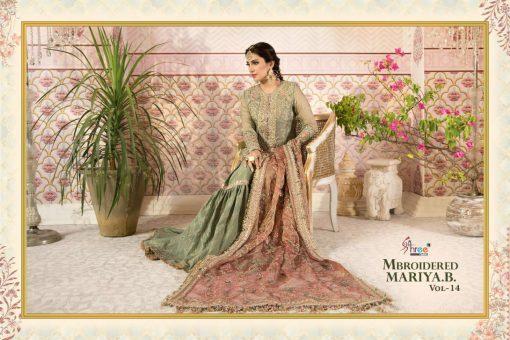 Shree Fabs Mbroidered Mariya B Vol 14 Salwar Suit Wholesale Catalog 5 Pcs 7 510x340 - Shree Fabs Mbroidered Mariya B Vol 14 Salwar Suit Wholesale Catalog 5 Pcs