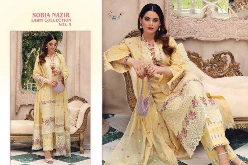 Shree Fabs Sobia Nazir Lawn Collection Vol 3 Salwar Suit Wholesale Catalog 7 Pcs 12 510x340 - Shree Fabs Sobia Nazir Lawn Collection Vol 3 Salwar Suit Wholesale Catalog 7 Pcs