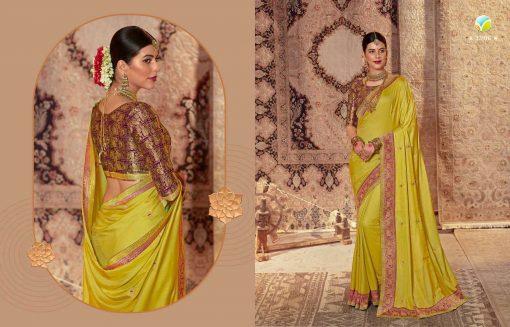 Vinay Sheesha Harmony Vol 4 Saree Sari Wholesale Catalog 9 Pcs 2 510x327 - Vinay Sheesha Harmony  Vol 4 Saree Sari Wholesale Catalog 9 Pcs