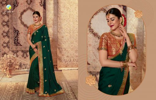 Vinay Sheesha Harmony Vol 4 Saree Sari Wholesale Catalog 9 Pcs 5 510x327 - Vinay Sheesha Harmony  Vol 4 Saree Sari Wholesale Catalog 9 Pcs