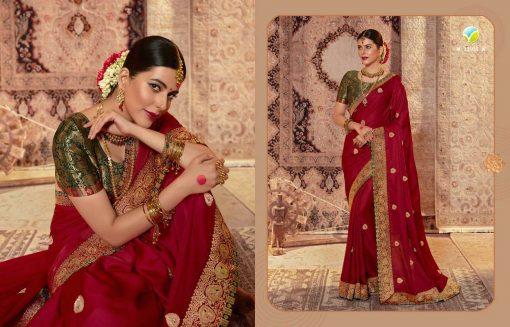 Vinay Sheesha Harmony Vol 4 Saree Sari Wholesale Catalog 9 Pcs 7 510x327 - Vinay Sheesha Harmony  Vol 4 Saree Sari Wholesale Catalog 9 Pcs
