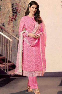 Vinay Silkina Royal Crepe Vol 31 Salwar Suit Wholesale Catalog 8 Pcs