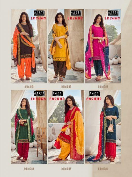 Z Black Ehsaas Readymade Salwar Suit Wholesale Catalog 6 Pcs 11 1 510x680 - Z Black Ehsaas Readymade Salwar Suit Wholesale Catalog 6 Pcs
