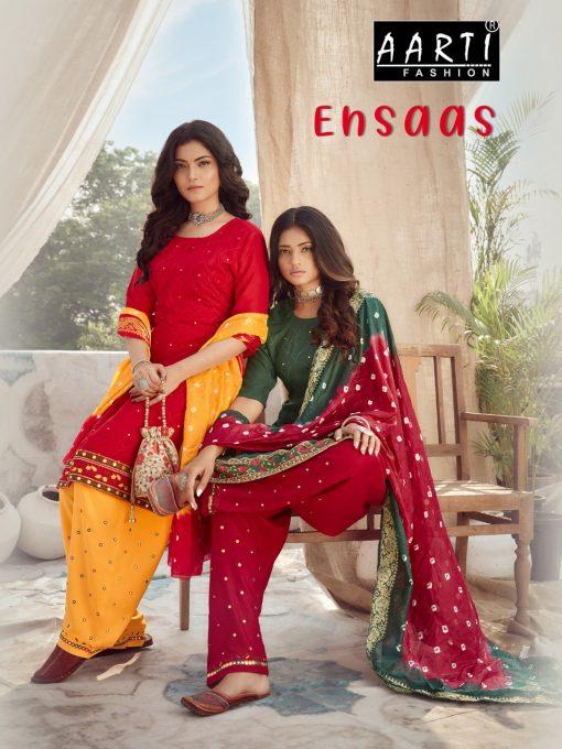 Z Black Ehsaas Readymade Salwar Suit Wholesale Catalog 6 Pcs 4 1 510x680 - Z Black Ehsaas Readymade Salwar Suit Wholesale Catalog 6 Pcs