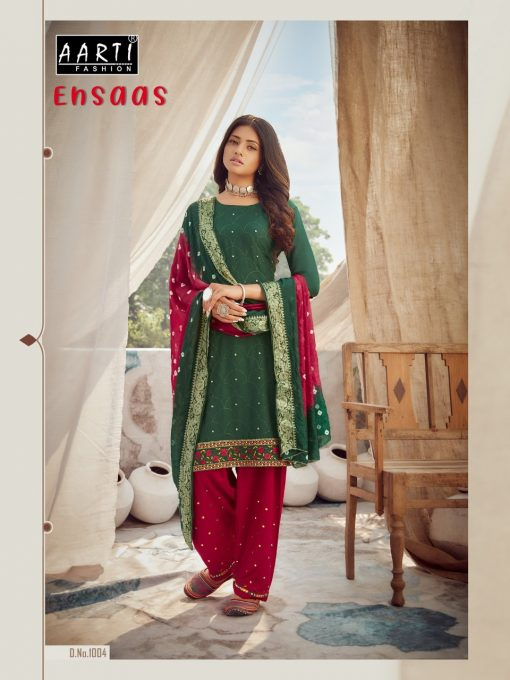 Z Black Ehsaas Readymade Salwar Suit Wholesale Catalog 6 Pcs 5 1 510x680 - Z Black Ehsaas Readymade Salwar Suit Wholesale Catalog 6 Pcs