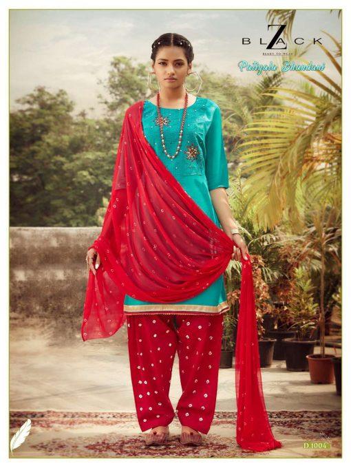 Z Black Patiyala Bhandani Readymade Salwar Suit Wholesale Catalog 6 Pcs 6 510x680 - Z Black Patiyala Bhandani Readymade Salwar Suit Wholesale Catalog 6 Pcs
