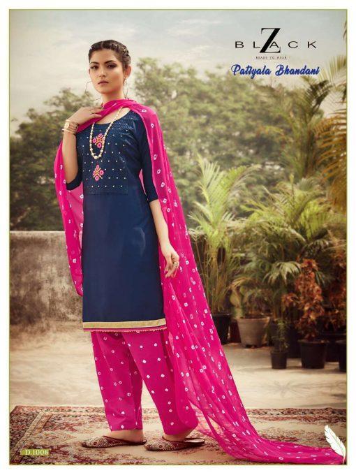 Z Black Patiyala Bhandani Readymade Salwar Suit Wholesale Catalog 6 Pcs 8 510x680 - Z Black Patiyala Bhandani Readymade Salwar Suit Wholesale Catalog 6 Pcs