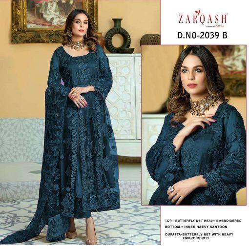 Zarqash Firdous by Khayyira Salwar Suit Wholesale Catalog 4 Pcs 3 510x510 - Zarqash Firdous by Khayyira Salwar Suit Wholesale Catalog 4 Pcs