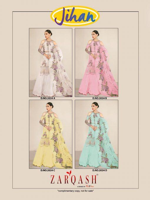 Zarqash Jihan by Khayyira Salwar Suit Wholesale Catalog 4 Pcs 10 510x680 - Zarqash Jihan by Khayyira Salwar Suit Wholesale Catalog 4 Pcs