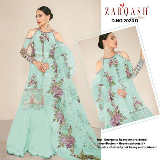 Zarqash Jihan by Khayyira Salwar Suit Wholesale Catalog 4 Pcs 8 510x510 - Zarqash Jihan by Khayyira Salwar Suit Wholesale Catalog 4 Pcs