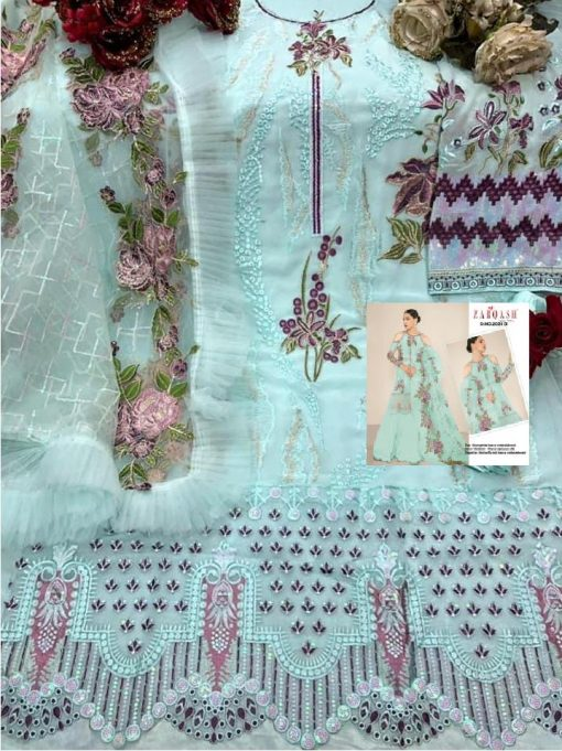 Zarqash Jihan by Khayyira Salwar Suit Wholesale Catalog 4 Pcs 9 510x681 - Zarqash Jihan by Khayyira Salwar Suit Wholesale Catalog 4 Pcs