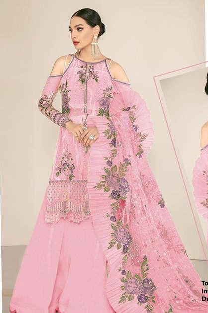 Zarqash Jihan by Khayyira Salwar Suit Wholesale Catalog 4 Pcs