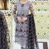 Zarqash Minhal by Khayyira Salwar Suit Wholesale Catalog 5 Pcs
