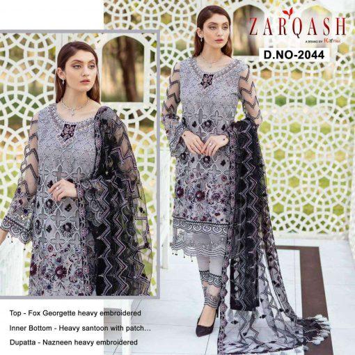 Zarqash Minhal by Khayyira Salwar Suit Wholesale Catalog 5 Pcs 2 510x510 - Zarqash Minhal by Khayyira Salwar Suit Wholesale Catalog 5 Pcs