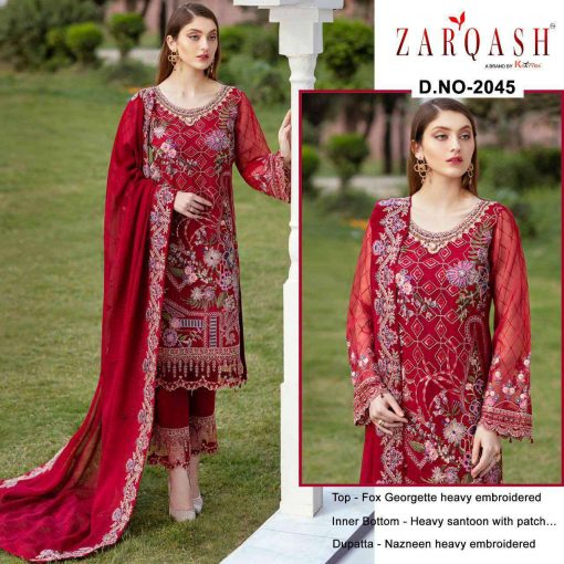 Zarqash Minhal by Khayyira Salwar Suit Wholesale Catalog 5 Pcs 3 510x510 - Zarqash Minhal by Khayyira Salwar Suit Wholesale Catalog 5 Pcs