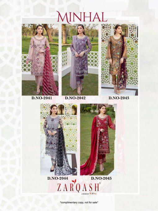 Zarqash Minhal by Khayyira Salwar Suit Wholesale Catalog 5 Pcs 7 510x680 - Zarqash Minhal by Khayyira Salwar Suit Wholesale Catalog 5 Pcs