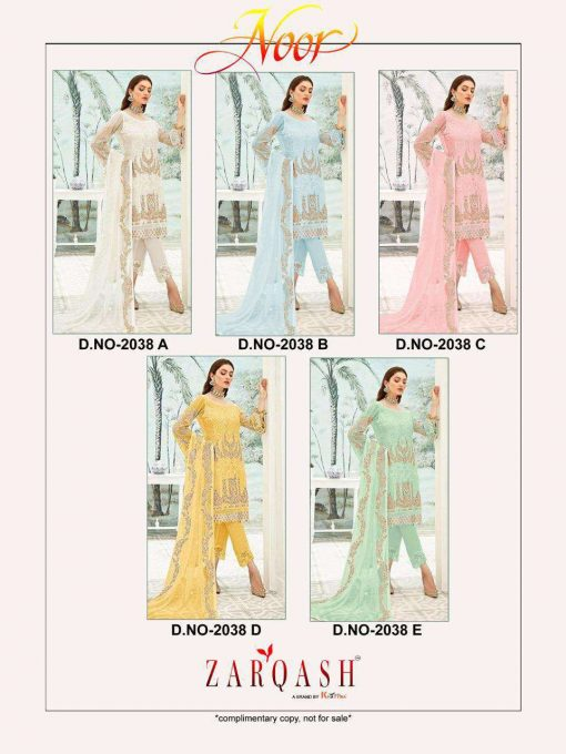 Zarqash Noor DN 2038 by Khayyira Salwar Suit Wholesale Catalog 5 Pcs 11 510x680 - Zarqash Noor DN 2038 by Khayyira Salwar Suit Wholesale Catalog 5 Pcs