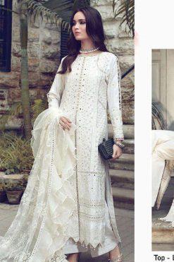 Zarqash Rouche by Khayyira Salwar Suit Wholesale Catalog 4 Pcs