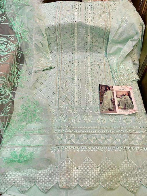 Zarqash Rouche by Khayyira Salwar Suit Wholesale Catalog 4 Pcs 5 510x680 - Zarqash Rouche by Khayyira Salwar Suit Wholesale Catalog 4 Pcs