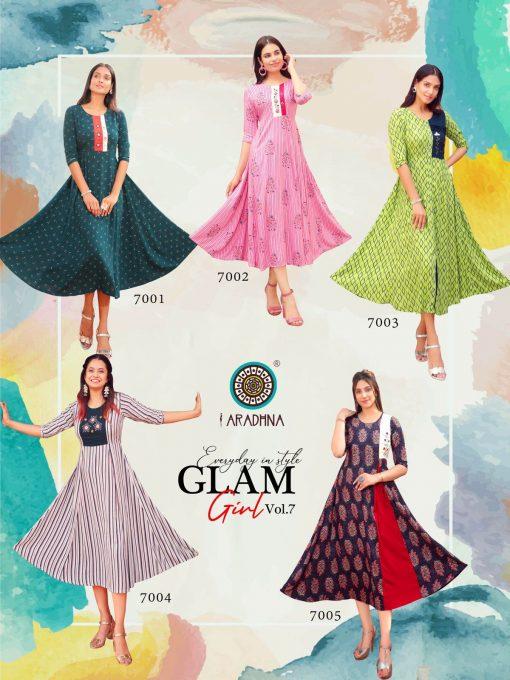 Aradhna Glam Girl Vol 7 Kurti Wholesale Catalog 10 Pcs 18 510x680 - Aradhna Glam Girl Vol 7 Kurti Wholesale Catalog 10 Pcs