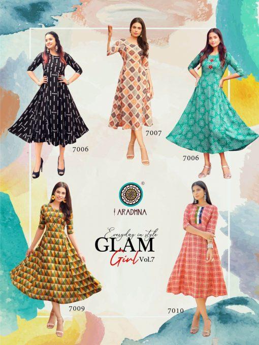 Aradhna Glam Girl Vol 7 Kurti Wholesale Catalog 10 Pcs 19 510x680 - Aradhna Glam Girl Vol 7 Kurti Wholesale Catalog 10 Pcs