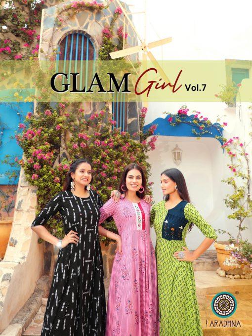 Aradhna Glam Girl Vol 7 Kurti Wholesale Catalog 10 Pcs 5 510x680 - Aradhna Glam Girl Vol 7 Kurti Wholesale Catalog 10 Pcs
