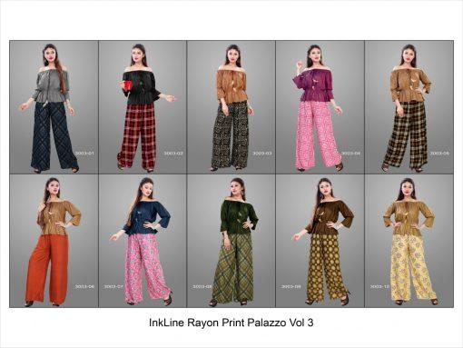 Avashya Inkline Rayon Print Palazzo Vol 3 Wholesale Catalog 10 Pcs 11 510x383 - Avashya Inkline Rayon Print Palazzo Vol 3 Wholesale Catalog 10 Pcs