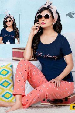 Avashya Premium Night Wear Vol 10 Wholesale Catalog 8 Pcs