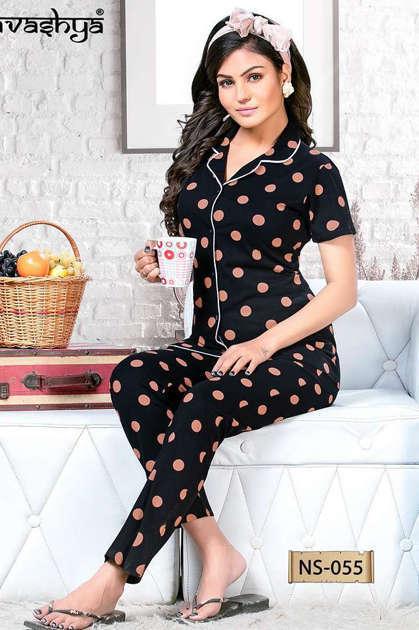 Avashya Premium Night Wear Vol 11 Wholesale Catalog 6 Pcs