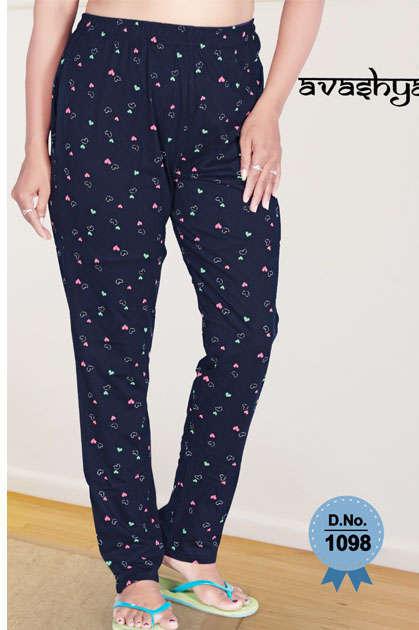 Avashya Retro Pajamas Vol 1 Wholesale Catalog 7 Pcs
