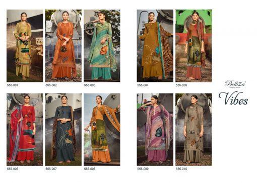 Belliza Vibes Salwar Suit Wholesale Catalog 10 Pcs 13 510x364 - Belliza Vibes Salwar Suit Wholesale Catalog 10 Pcs