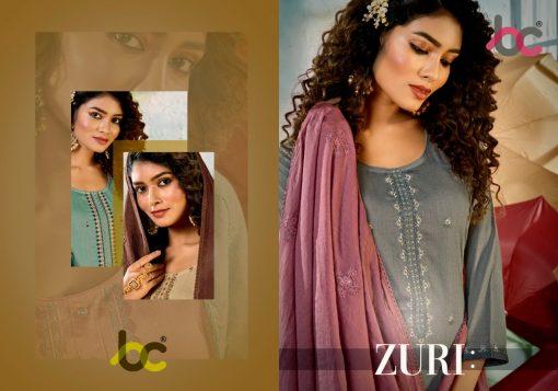 Brij Zuri Readymade Suit Wholesale Catalog 8 Pcs 9 510x357 - Brij Zuri Readymade Suit Wholesale Catalog 8 Pcs