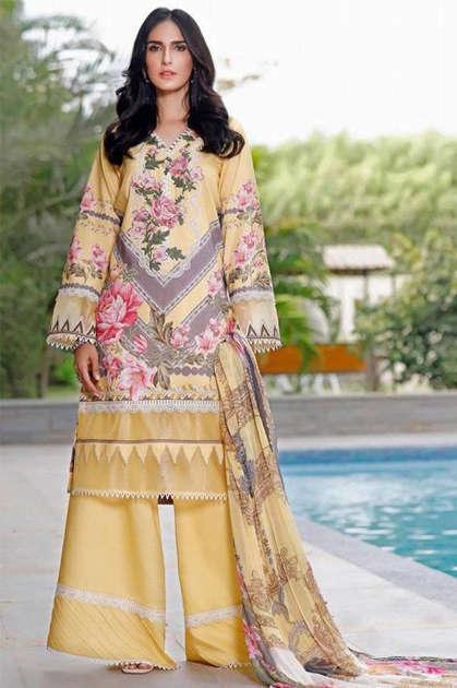 Deepsy Firdous Urbane Vol 4 Salwar Suit Wholesale Catalog 8 Pcs