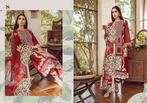 Deepsy Maryam Hussain Embroidered Collection Salwar Suit Wholesale Catalog 5 Pcs 4 510x360 - Deepsy Maryam Hussain Embroidered Collection Salwar Suit Wholesale Catalog 5 Pcs